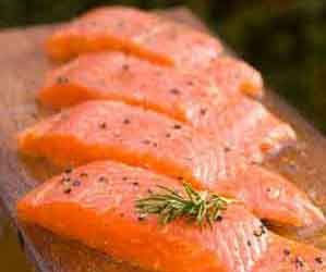 See how to make Lox, Nova, and cold smoked salmon.